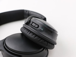 Wholesale Ear Over Wired - DHL OVER-EAR Bluetooth HEADPHONE NOISE CANCALLING HEADSET 35 WIRELESS & WIRED HAEDPHONES B0 #35 High quality SN is match Towoto