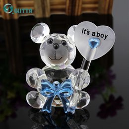 Wholesale Wholesale Crystal Pacifiers Favors - Wholesale- Wedding Party Favor Crystal baby shower Gifts,Artificial Crystal Pacifier keychain,Girl Boy Baby Shower Christening Favors