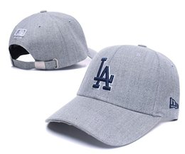 Wholesale Snapback Hats Los Angeles - Free Shipping new 2017! Adjustable Los Angeles Dodgers Snapback Hat Snap Back Hat For Men Basketball CapHat Baseball Cap
