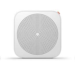 Wholesale Portable Wireless Network - Wholesale-Original Xiaomi Mi Internet Network Online Radio Portable Connect With WiFi Wireless FM Large Capacitance Built in Speaker