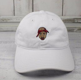 Argentina 2Pac Tupac Shakur Gorra de béisbol Strapback Retro Easy E Hat Todos los ojos en mí Dad hip hop sombreros 6 panel xo hueso swag cheap xo cap Suministro