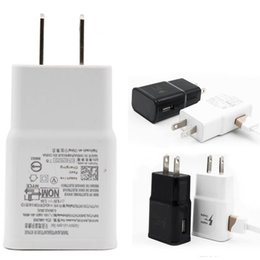 Wholesale Iphone Charger Quality - Wall Charger For iPhone Travel Adapter Fast Flash Plug Full 5V 2A 1A IC High Quality Quick Speed Charger Plug For Note5 with No Package