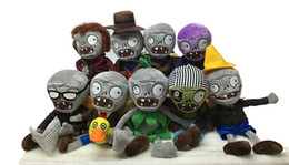 Wholesale Plants Zombies Figures - 2017 new style Gift for children's creative gifts from spot wholesale plant zombie toys Very interesting by dhl