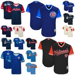 Wholesale Custom Brewers Jersey - 2017-Little League World Series Brewers Custom MLB Indians Cubs Dodgers Yankees Phillies Nationals Marlins Womens Mens Kids Baseball Jerseys