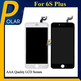 Wholesale Apple Stockings - AAA+ High Quality for iPhone 6S Plus Touch Screen LCD Display Assembly With 3D Touch Screen Digitizer Full Stock Free