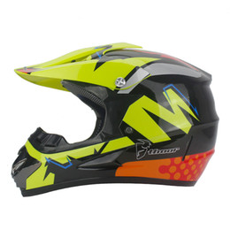 Wholesale Road Dirt Bike - Wholesale- 2016 free shipping Motorcycle Helmet ATV Dirt Bike Downhill Helmet gives Cross Motorcycle motocross Helmets Helmets Off Road