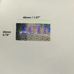 tamper proof stickers/serial number sticker labels/security stickers
