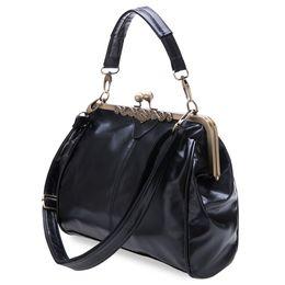Wholesale Deep Frames - Crossbody Women Trapeze Shoulder Bag Metal Hasp Clutch Handbag Hand Bag Fashion Brand Designer Handbgs