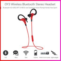 Wholesale Ear Phone For Iphone 4s - BT-1 Sport Stereo Running Bluetooth Headset Wireless Headphones in Ear buds Earphone Phone for iPhone 6 5s 4s Samsung Xiaomi Earbuds