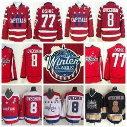 Wholesale Xxl 19 - 2015 Winter Classic Washington Capitals 8 Alex Ovechkin 77 TJ Oshie 92 Evgeny Kuznetsov 19 Nicklas Backstrom 70 Braden Holtby Hockey Jerseys