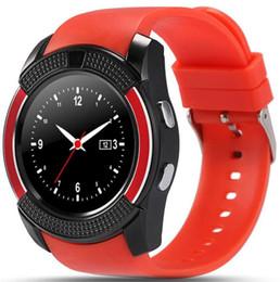 2019 reloj smart u8 Смарт-часы для Android Поддержка телефона SIM-карта TF Reloj Inteligente Smartwatch ПК GT08 U8 DZ09 Q18 Носимых Смарт Электроника на складе скидка reloj smart u8