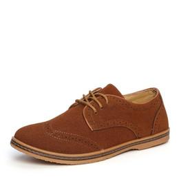 Wholesale Comfortable Mens Black Dress Shoes - New 2017 Mens Shoes Autumn Fashion Mens Oxford Shoes Casual Designer Shoe Men Comfortable Black Oxfords Mesns Dress Shoes rot