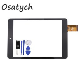 "Wholesale Ainol Touch Screen - Wholesale- New 7.85"" inch Touch Screen for Ainol NOVO8 NOVO 8 MINI A1 Edition Tablet C196131A1-FPC720DR GSL2680 Touch Panel Digitizer"