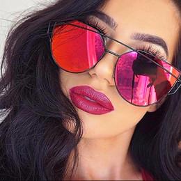 Wholesale Branded Sunglases - Wholesale-Cateye Sunglasses Women Or Men 2016 Hot Sale Celebrity Women Luxury Brand Sunglasses Driving Sun Glasses Lunette Femme Sunglases