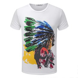 Wholesale T Shirts Designs For Men - Fashion T shirts Men's T-Shirt Shorts Sleeve Brand NEW Design Summer male Tops Tees Casual shirts For Man
