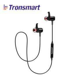 Wholesale Cell Resistance - Tronsmart Encore S1 Bluetooth Earphone Wireless Headset Headphones Apt-x DSP IPX34 Water-Resistance for Gamer Gaming Sport MP3
