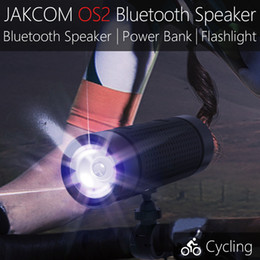 Wholesale Portable Flashlight Power Bank - 2017 Newest Jakcom product of OS2 Bluetooth Speaker three in one Outdoor Speaker which integrate with flashlight power bank function