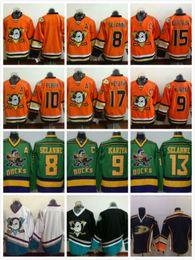 NHL Anaheim Ducks  10 Corey Perry 15 Ryan Getzlaf 17 Ryan Kesler 11 Mikko  Koivu Blank Orange White Black Green Cheap Hockey Jerseys b484dee05