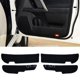 Wholesale Door Side Edge Protection - 2 Colors Car - Styling Protector Side Edge Protection Pad Protected Anti-kick Door Mats Cover For Toyota Prado 2010-2016