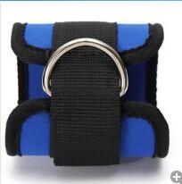 Alças de coxa on-line-Correia de âncora de tornozelo Cinto Multi Gym Cable Attachment Coxa Pulley Strap Elevação de Fitness Exercício Equipamento de Treinamento Single5 7yf J1