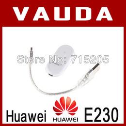 Wholesale 3g Modem Free Shipping - Wholesale- Free Shipping Unlocked HUAWEI E230 HSDPA USB 3G Modem 7.2Mbps PK E220 E1750 E226 E367