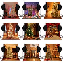 5x7FT joyeux Noël jingle bells arbre décor photo fond pour enfants nouveau-né photographie décors studio caméra fotografica ? partir de fabricateur