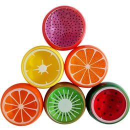 Wholesale Fruit Jellies - Baby Fruit Crystal Mud Crystal Clay Jelly Slime Mud 6*6cm Plasticine Mud Playdough For Kids 6 Styles C2590