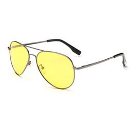 Wholesale Vintage Glass Frog - New Arrival Polarized Mens Frog Sunglasses Vintage Eyeglasses glasses Green Lenses Polaroid oculos de sol High Quality Sunglass Retro