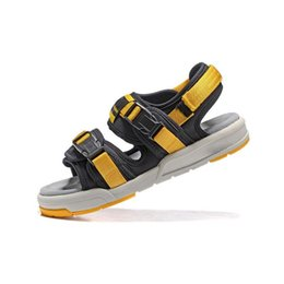 Wholesale Sandals For Models - kids shoes the 2017 Summer New Design NnB Fashion Beach Sandal for kids Balancing Model many colors,Camouflage Leather Gladiator Sandal