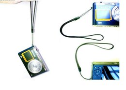 Wholesale Camera Usb Lanyards - Cheapest Brand New 5000pcs lot Belt Strap Lanyard For IPOD Phone Mp3 ID Key USB Drive Camera Mobile Phone Straps wholesale