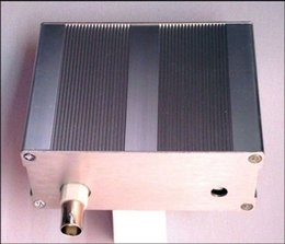 Wholesale high band radio - Wholesale-Aluminum shell For Diy kit Air band receiver High sensitivity aviation radio