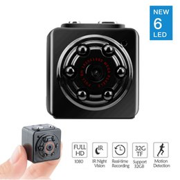 Wholesale Spy Camera Infrared Night Vision - Fetery Mini Hidden Spy Camera HD 1080P Indoor Outdoor Sport Portable DV Voice Video Recorder with Infrared Night Vision, Motion Detection In