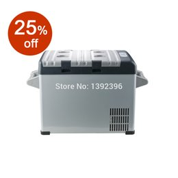 Wholesale Refrigerator 12v Compressor - Wholesale-Car refrigerator with compressor 42 Litre - new