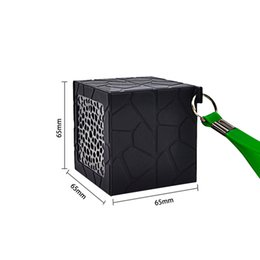 Wholesale Outdoor Speakers Black - Wholesale- New Myvision Bluetooth Speaker Outdoor Portable Wireless Waterproof Speaker Hands-free Call Mic for Phone PC Black