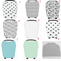 Wholesale Pram Covers - Baby Kid Stroller Pram Carrier Cover Accessories Carseat Toddler Beds Cotton Feeding Nurse Wrap Baby Product