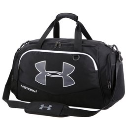Wholesale Waterproof Nylon Duffel Bag - Large Capacity Sports Gym Messenger Bag Duffle Bag Shoulder Bag Handbag Waterproof Outdoor Daypack Travel Bags