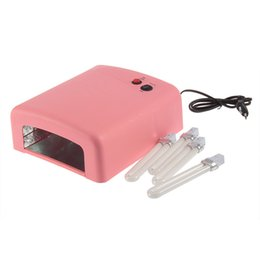 Wholesale Gel Unhas - Wholesale- Led UV Lamp 36W Nail Tools Led Nail Lamp Secador De Unha Nail Dryer Ferramentas Manuais Kit Unhas De Gel Lampara Led Manicura