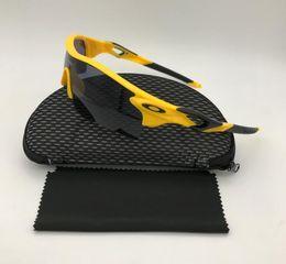 Wholesale Coat Brands For Men - 2017 New Brand Radar EV Pitch Polarized sun glasses coating sunglass for women man sport sunglasses riding glasses Cycling Eyewear uv400