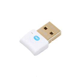 Wholesale Free Windows Drivers - Dual Mode Bluetooth Dongle CSR Chips V4.0 Free Driver USB Wireless Adapter with Driver CD for Windows 7 8 10 Vista XP 2000