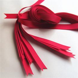 2019 sacchetti di componenti Inizia 100pcs 60cm Red Ribbon per Pandora Box Bag Fit Charm Bead Jewelry risultati Componenti di imballaggio sacchetti di componenti economici