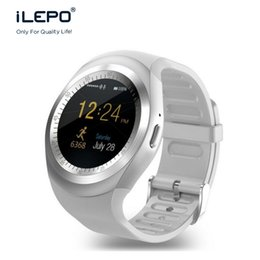 Wholesale Dial Online - bluetooth watch phone online smart watch low price connect to Whatsapp facebook skype 280mAh 7 days long standby