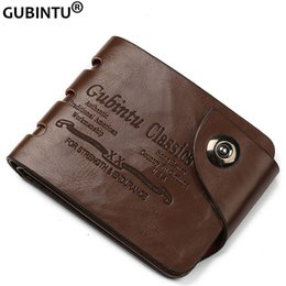 Wholesale Wallet Grand - Classic New Arrival Men Wallet Small Size Wallet for Dollars Fashion Grand Short Purse Leather Wallet HF236