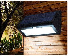 Wholesale Solar Lighting 32 - 32 LED Solar Lamp Waterproof IP65 Solar Light Power Garden LED Solar Light Outdoor ABS Wall Lamp