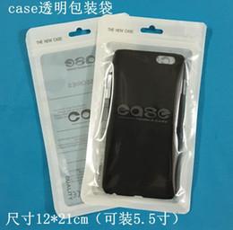 Reißverschlusstaschen Reißverschluss-Kleinpaketbeutel Handy-Iphone-Fall-Plastikklare Verpackungsbeutel Reißverschluss-Reißverschluss-Hängen-Loch-Paket-Beutelbeutel von Fabrikanten