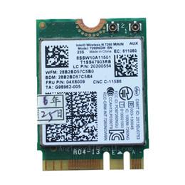 Wholesale G Lenovo - Wholesale- 04X6009 NGFF Bluetooth BT Wifi card .802.11 b g n for IBM lenovo T440 T440p W540 L440 T450P Intel Wireless-N 7260 7260NGW BN