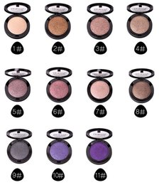 Wholesale Max Dona - MAX Dona Eyeshadow Single Eye Shadow Makeup Eyeshadow Durable Waterproof 11 colors to choose VS Kylie Eyeshadow