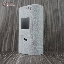 Wholesale Sleeve Boxes - Smok Alien 220w Silicone Case 19 Colors SMOK Alien starter kit Sleeve Protective Cover Skin For SmokTech Alien 220 TC Box Mod -F023
