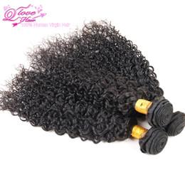 Brezilyalı Kinky Kıvırcık Virign Saç 3 adet 7a Sınıfı Brezilyalı Kıvırcık Bakire Saç örgü İnsan Saç Uzatma ücretsiz kargo nereden