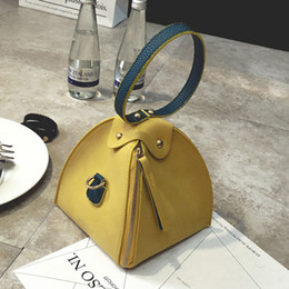 Wholesale Triangle Rivets Fashion - 2017 new style triangle bag, fashion clutch bag, western style shoulder bag, characteristic lady bag for elegant life