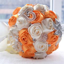Bouquet de mariage rose artificiel Décoration de mariage Fleurs Bouquets de mariée blanche demoiselle d'honneur Bouquet d'hortensias à la main à la mariée ? partir de fabricateur